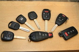 Laser Cutter / High Security Vehicle Keys
