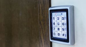 Top Benefits Of an Electronic Key Pad to unlock the front door of your business
